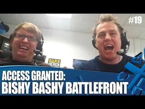 Access Granted: Bishi Bashi Battlefront! Onesie Theme Song!