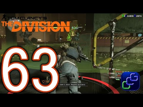 Tom Clancy's The Division Walkthrough - Part 63 - Underground: 2 Phase Operation (Challenging)