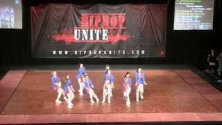 The Legacy @ Hip Hop Unite - European Championships 2015 - Junior - Finals
