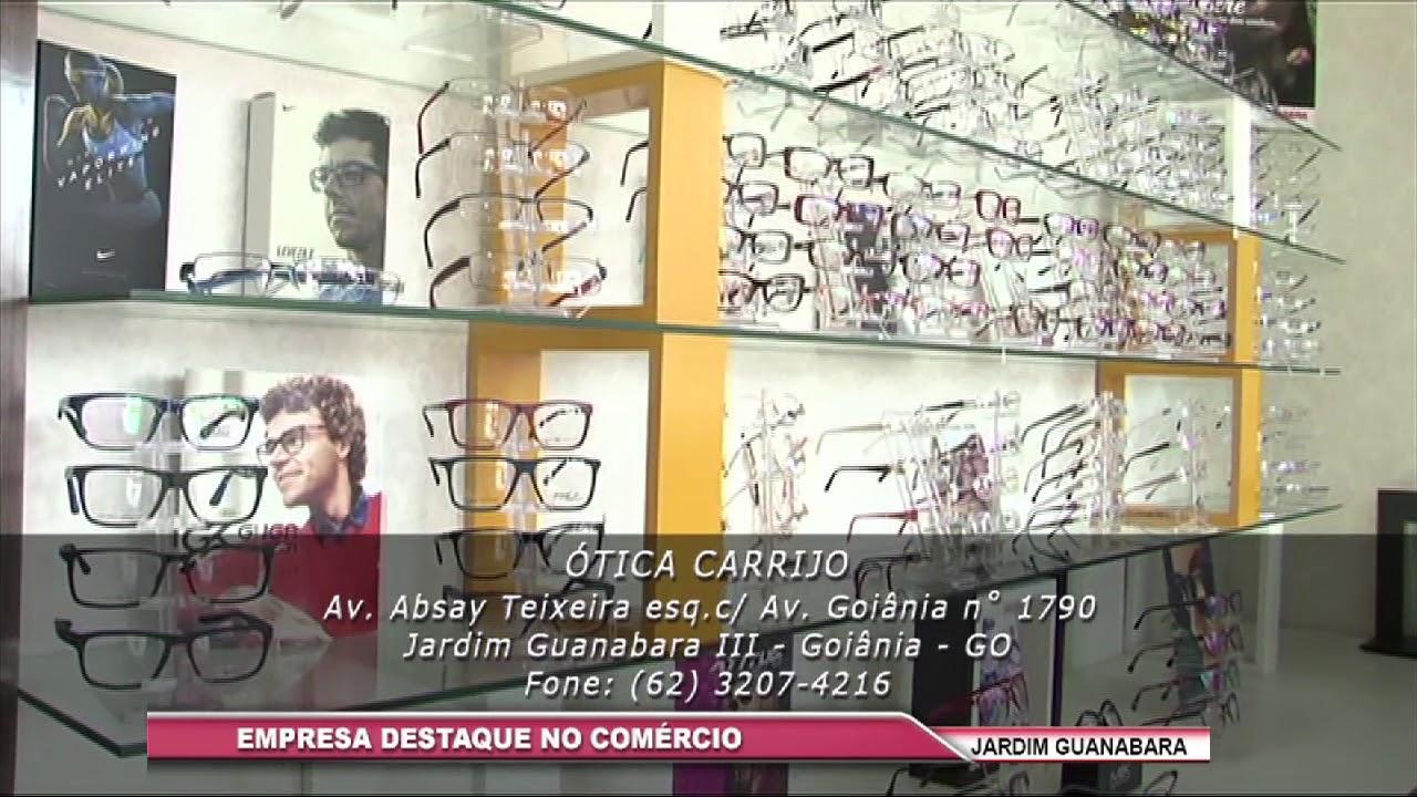 Ótica Carrijo - Empresa Passada - YouTube 2ba59012ba