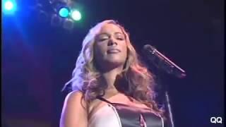 Leona Lewis - Bleeding love - 3 performances (Pre-Grammy 51st)
