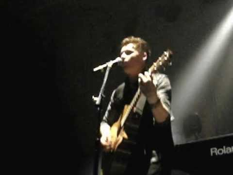 Dirty Little War  Shawn Hook live in Vancouver, BC