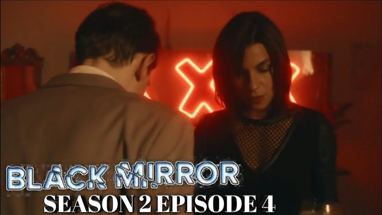 Download BLACK MIRROR SEASON 2 FINAL EPISODE 4 (WHITE CHRISTMAS) EXPLAINED IN HINDI | CHINEOLOGIST |