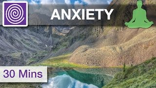 Music to Calm down Anxiety ☯ Stress Relief (De-Stress Music) Breathing Exercise, New Age for Relax