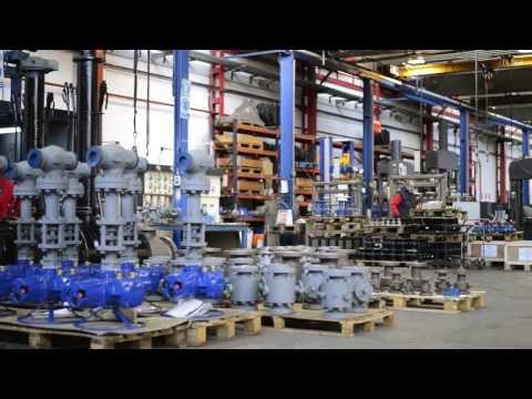 JC VALVES - PRODUCTION SITE