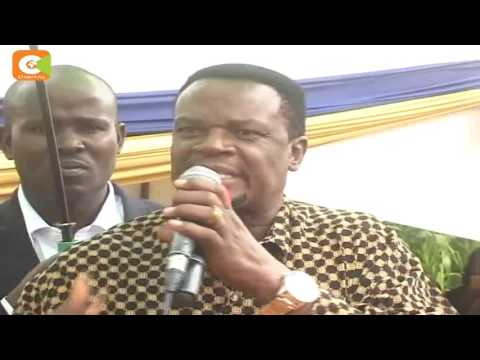 New Ford Kenya MPs, CS Wamalwa urge Wetangula to join Jubilee