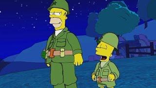 ON PART EN GUERRE ? | Les Simpson: Le Jeu #6