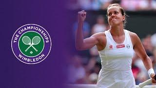 Wimbledon : Grosse sensation avec la victoire de Strycova contre Konta