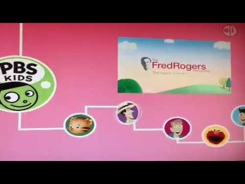 PBS Kids Credits Daniel Tiger Neighborhood 2014