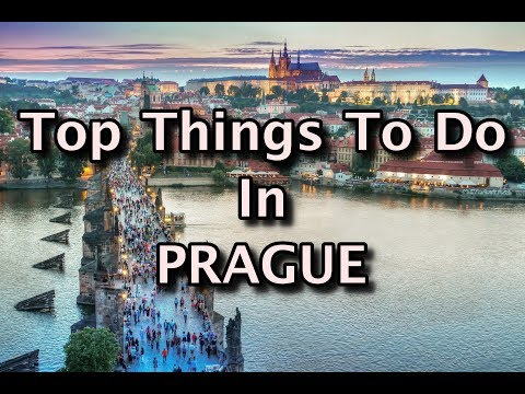 Top Things To Do in Prague, Czech Republic