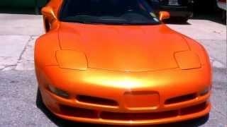 1999 corvette c5 kit installed this corvette is for sale for 35 000