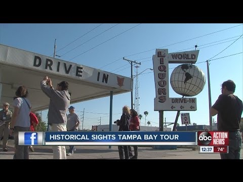 Historical sights Tampa bay tour