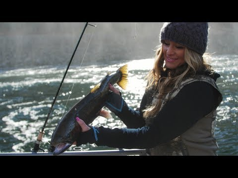 Giant B Run Steelhead of the Clearwater River with Kristy Titus