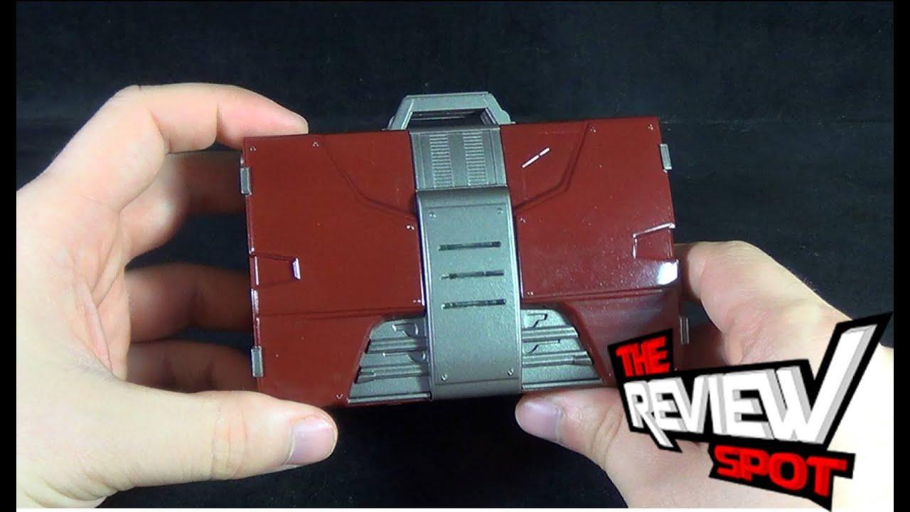Iron Man 2 Mark V Armor Suitcase | EFX Collectibles Mobile Fuel Cell Review  #IronMan #ArmorSuitcase