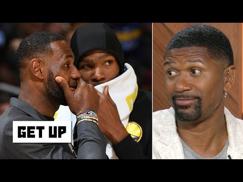 Why Kevin Durant left Jalen Rose's $10K buy-in fantasy football league
