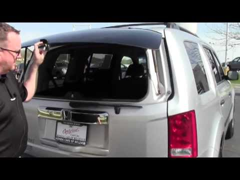 Certified Used 2011 Honda Pilot LX 4wd for sale at Honda Cars of Bellevue...an Omaha Honda Dealer!