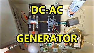 Gerard Morin AC Magnet Generator!