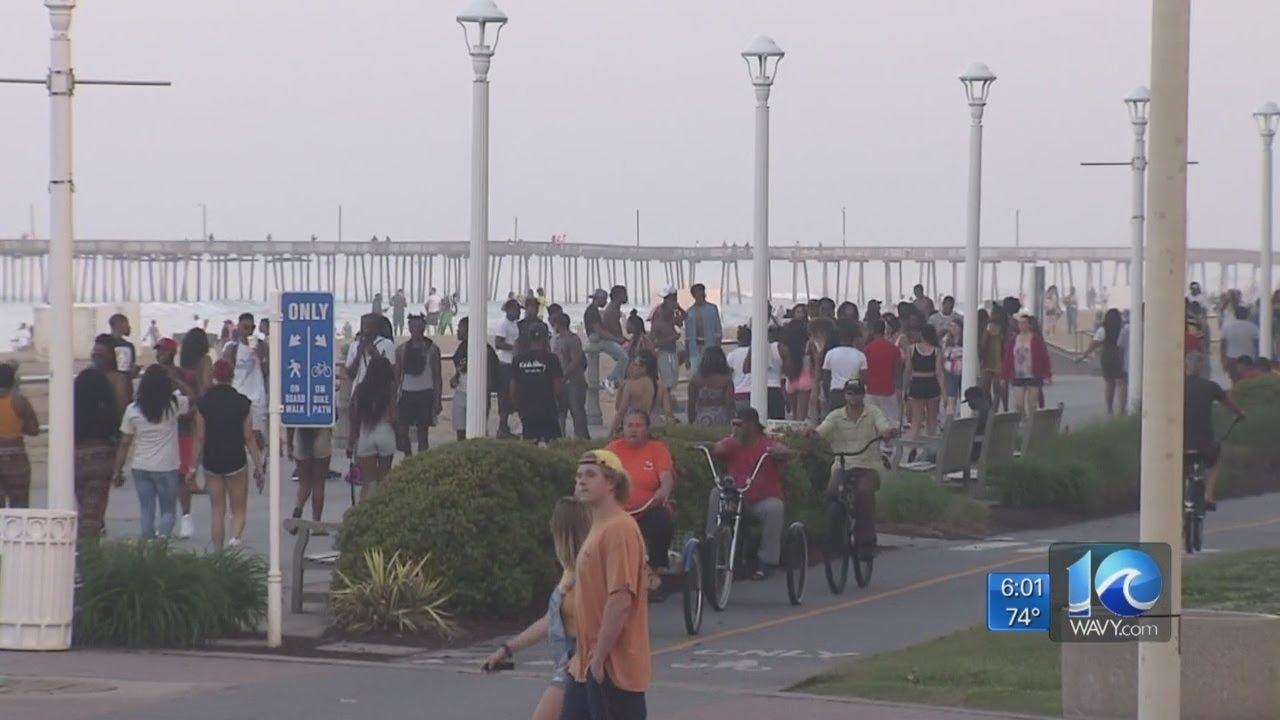 Virginia Beach Changes Roach For