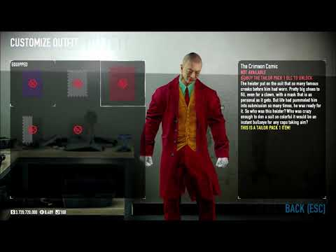 New Border Crossing Heist And Suit Customization - Payday 2 (RU) |