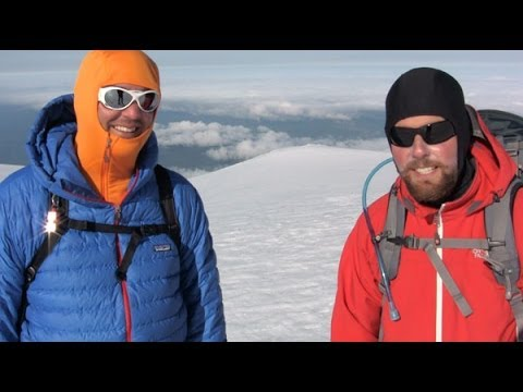 Climbing Mount Adams (South Spur)