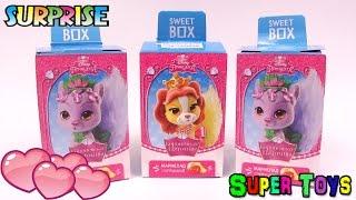 Королевские Питомцы игрушки сюрпризы Sweet Box / Royal Pets toys surprises Kinder Surprise