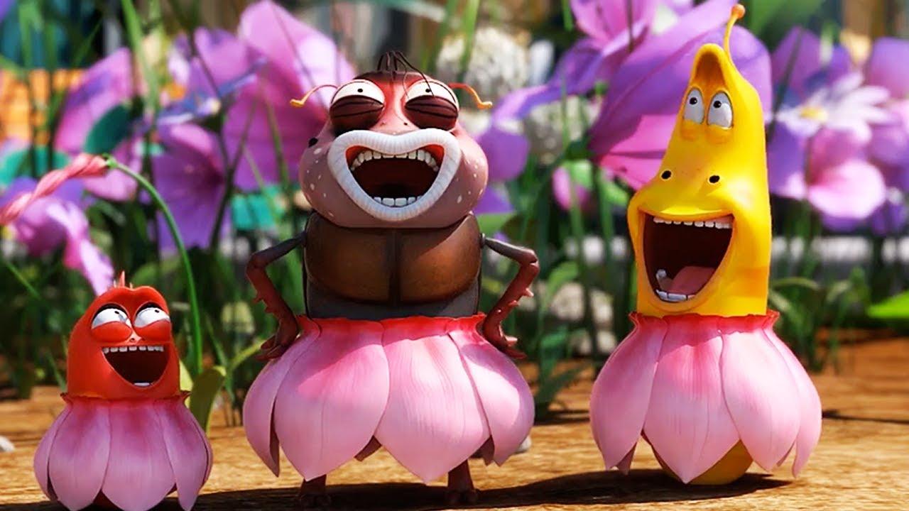 LARVA - BALLET | Cartoon Movie | Cartoons For Children | Larva Cartoon | LARVA Official