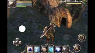 How to fly in Aralon HD sword and shadow