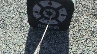 Shooting a Traditional Arrow (video response)