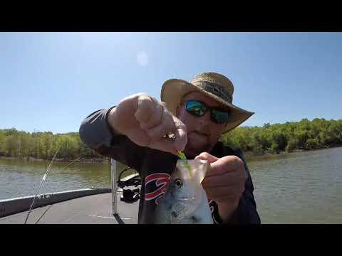 May Crappie Fishing