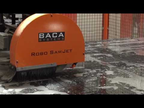Robosawjet at Innovate Stones