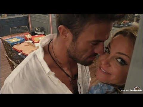 Sarah & Chad Kiss But Doesn't Sarah Harding Have a Boyfriend?