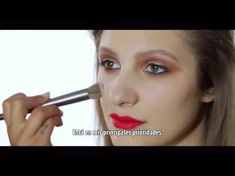 "Tutorial de maquillaje profesional ""Look beauty editorial"" con productos Urban Decay Cosmetics"