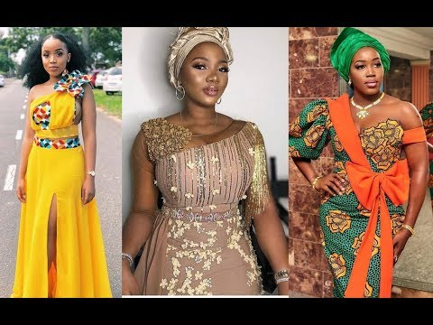 💚💚💚 Latest #African Fashion Dresses 2019 : African Clothing Dresses