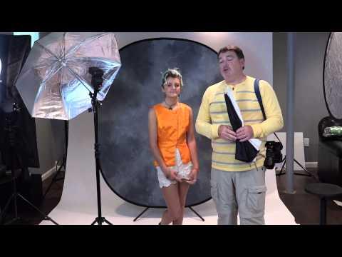 Webinar: Home Portrait Studio with TTL Speedlights
