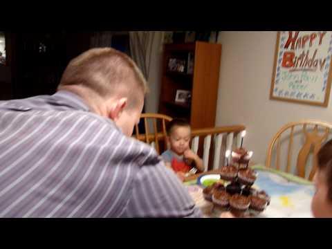John Paul and Peter's Birthday