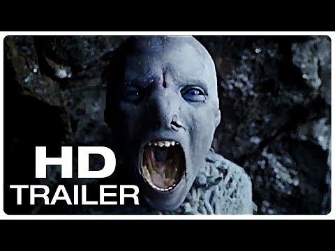 COLD SKIN Trailer (2018) Atlantis Horror Movie HD