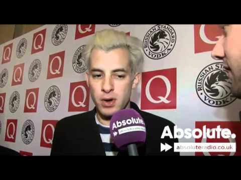 Mark Ronson interview at the Q Awards 2010