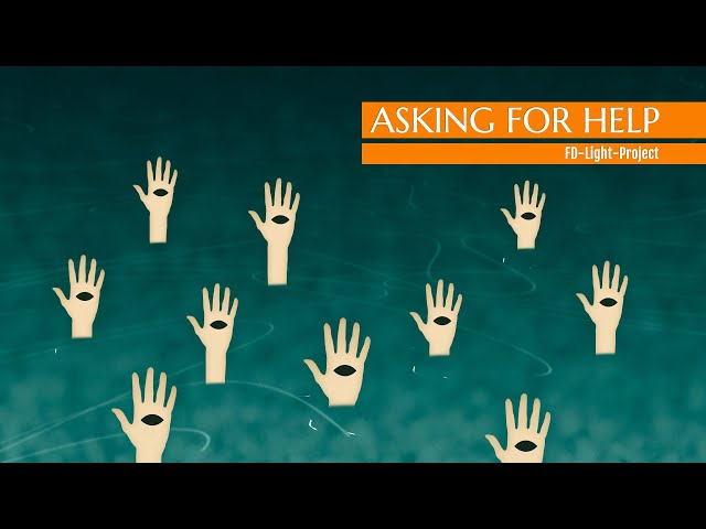 Asking for Help (Short Story Animation) FD-LIGHT-PROJECT