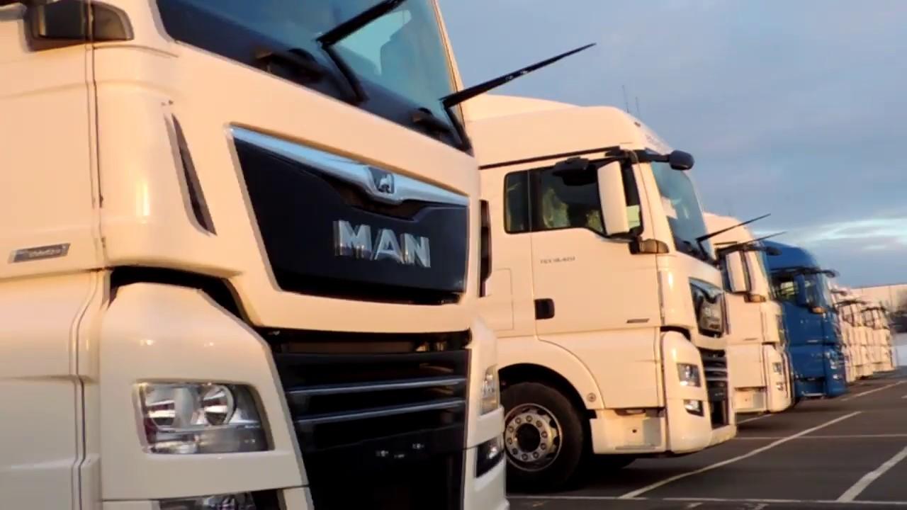Super Cargo: Новый MAN