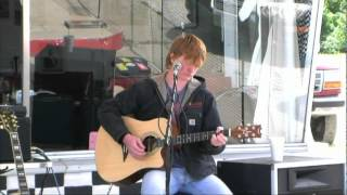 "fifteen year old Hunter Palmer covers Zac Brown Band ""As She"