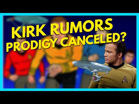Star Trek Rumors! Kirk Changes & Prodigy Canceled? | Frakes On Strange New Worlds