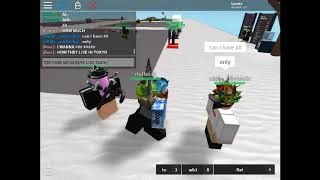 Roblox people asking robux