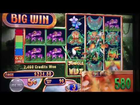 🔴 Good Morning LIVE 🎰 Slot Play on JUNGLE WILD II Machine - BIG WIN MAX BETS + Bonus FREE Games