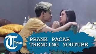 Prank Pacar Ajak Skidipap#p Jadi Trending Youtube