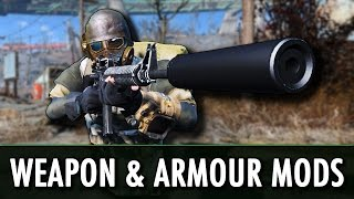 Fallout 4 Mods: Standalone Weapons & Armours / AK-47 - M16