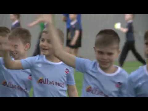 «Кроха-бол»: дошкольники Новосибирска сыграли в футбол.