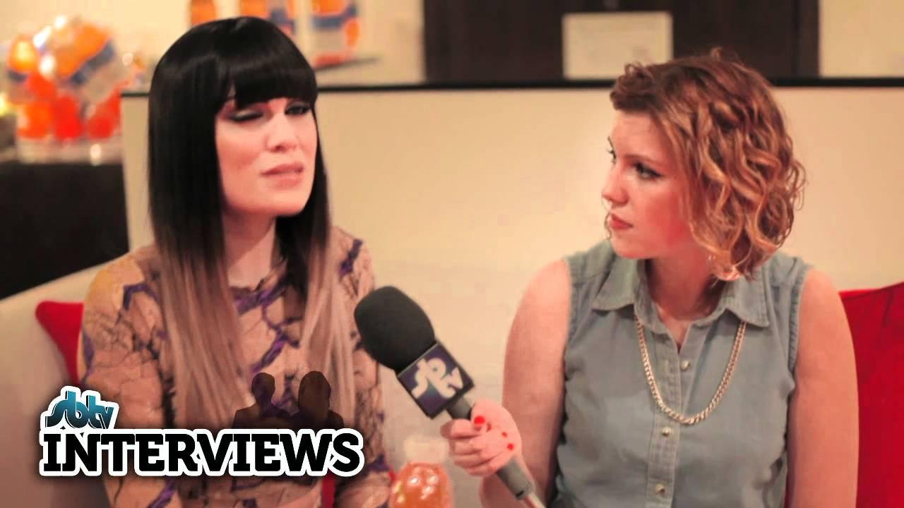 SB.TV Interviews - Jessie J Interview [2012] [S3.EP12 ...