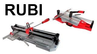 плиткорез RUBI TP-75-S обзор