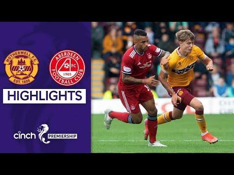 Motherwell Aberdeen Goals And Highlights