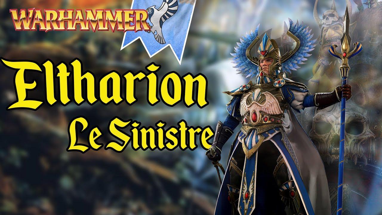 Eltharion le Sinistre - Warhammer Fantasy